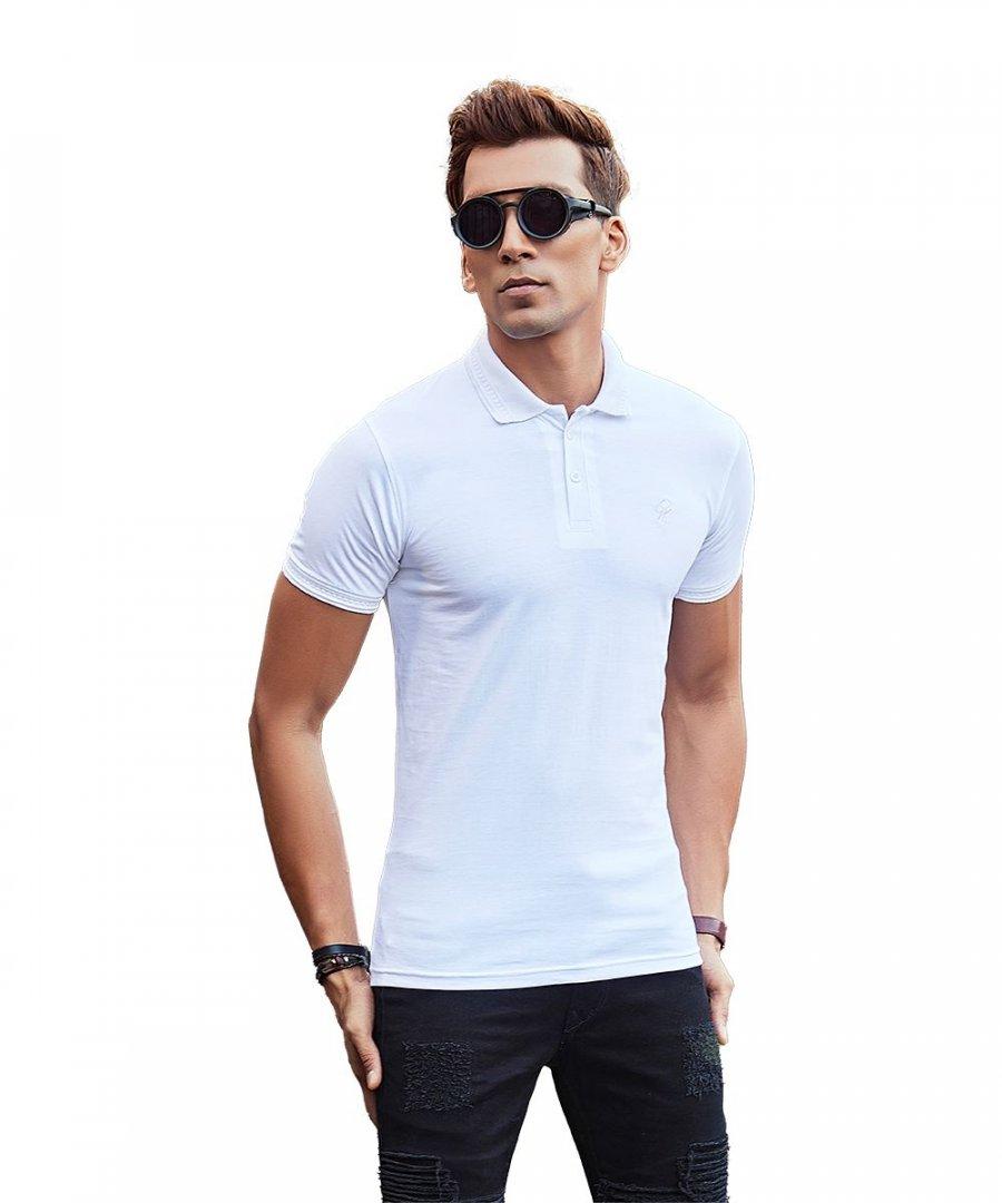 Urban Clothing Men's Polo  002
