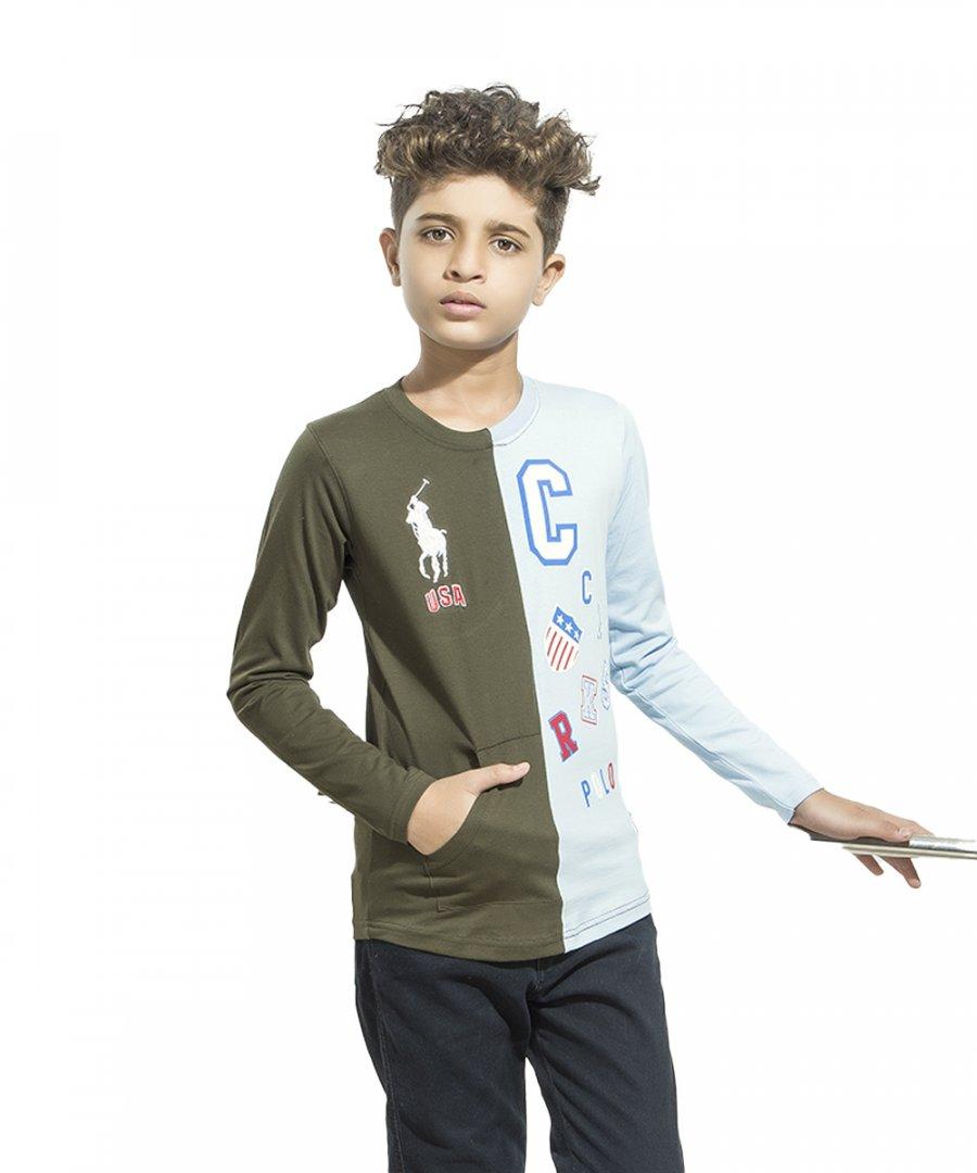 Wrap up Boys Full-Sleeve 003