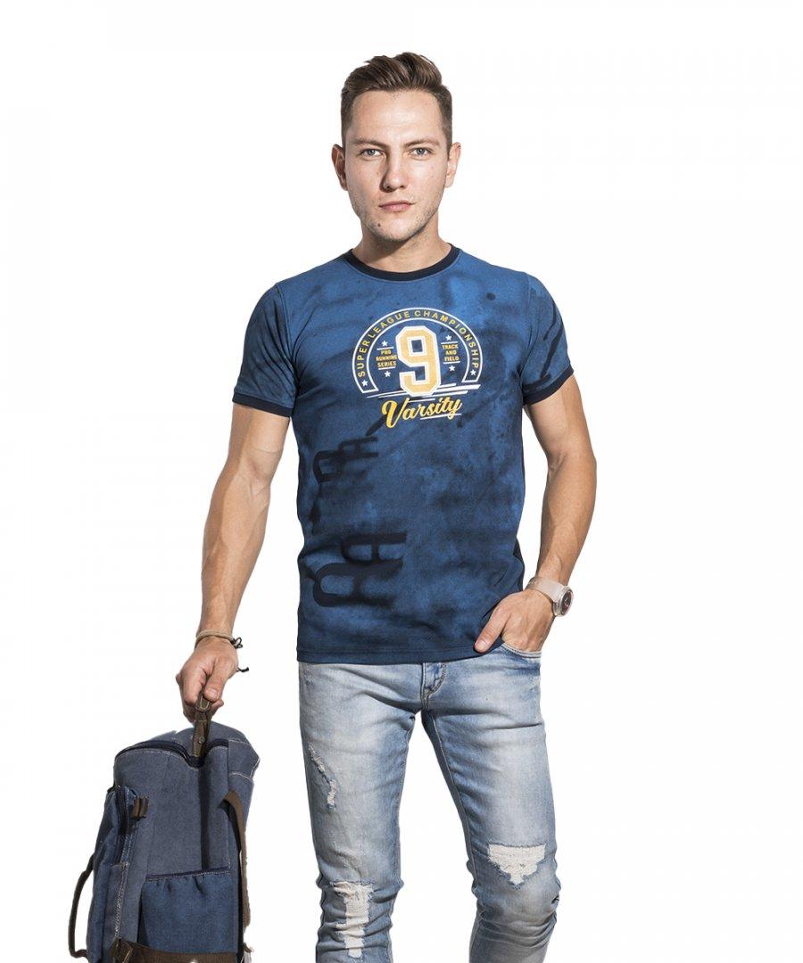 Fashion Beans Half Sleeve 007
